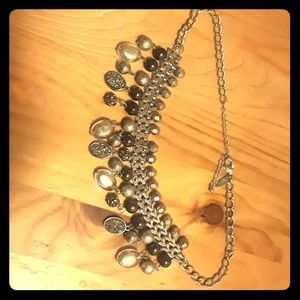 Sparkling necklace perfect for night out outfits